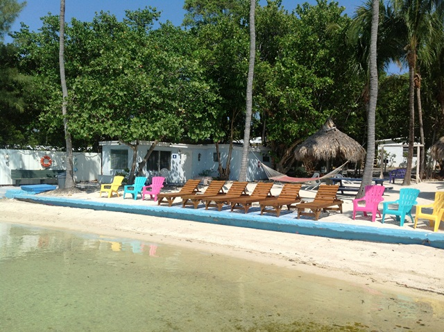 The Seafarer Resort And Beach Is A Cottage Waterfront Motel Located Directly On Florida Bay In Key Largo Guests At Enjoy